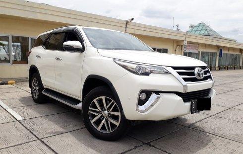 Dijual mobil Toyota Fortuner VRZ 2017 bekas, DKI Jakarta