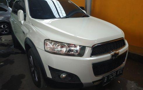 Dijual mobil bekas Chevrolet Captiva VCDI 2012, Jawa Barat