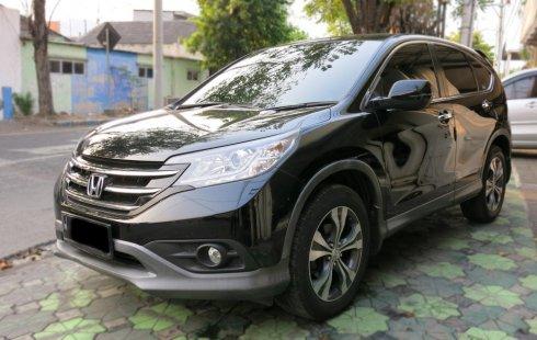 Jawa Timur, mobil bekas Honda CRV 2.4 Automatic 2013 dijual