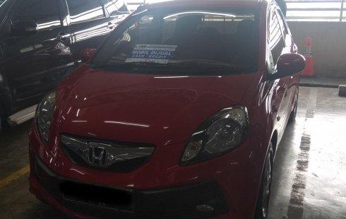 Dijual mobil bekas Honda Brio E 2014, DKI Jakarta
