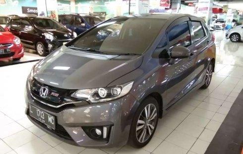 Jual cepat Honda Jazz RS 2015 di Jawa Timur