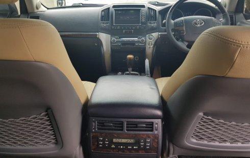 Jual mobil Toyota Land Cruiser ZX 200 V8 4.7 2008 bekas, DKI Jakarta