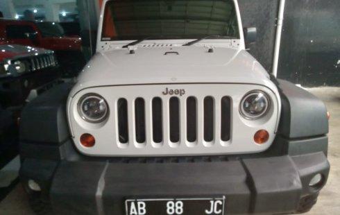 Jual mobil Rubicon Wrangler JK Sport 2011 bekas, DIY Yogyakarta