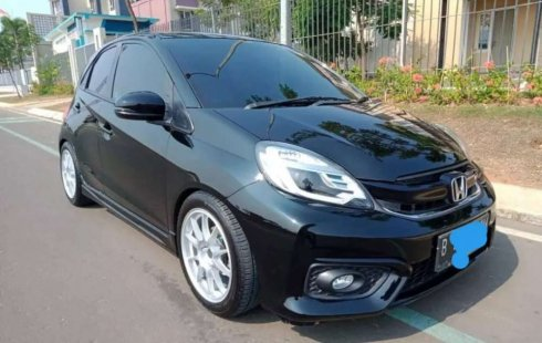 Honda Brio 2016 Banten dijual dengan harga termurah