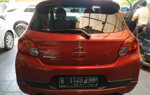 Jual mobil Mitsubishi Mirage SPORT 2015 bekas di DKI Jakarta