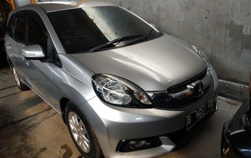 Jual mobil Honda Mobilio E 2014 murah di DKI Jakarta