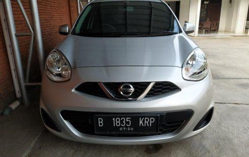 Jual mobil Nissan March 1.2L 2015 bekas di DKI Jakarta