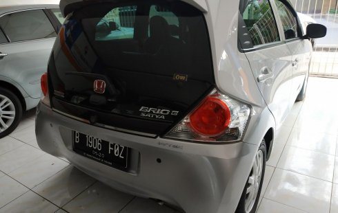 Jual mobil Honda Brio Satya E 2015 bekas, DKI Jakarta