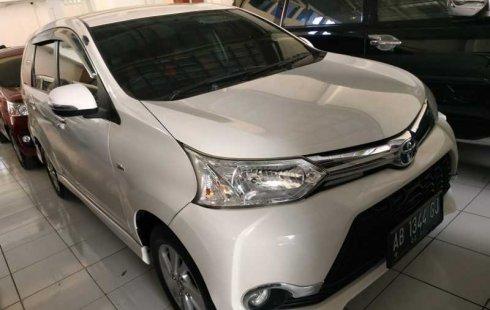 Jual mobil Toyota Avanza Veloz 2017 murah di DIY Yogyakarta