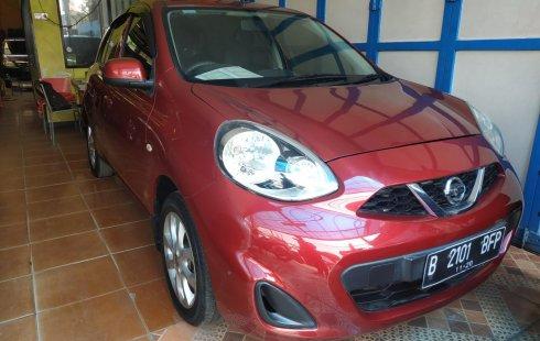 Jual mobil Nissan March 1.2 Manual 2015 terawat di Jawa Barat