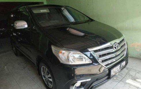 Dijual mobil bekas Toyota Kijang Innova 2.0 G 2015, DIY Yogyakarta