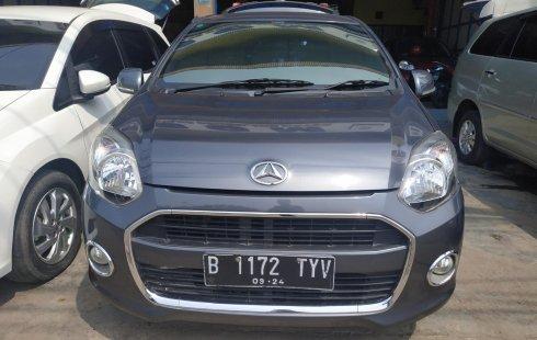 Jual mobil Daihatsu Ayla X 2014 terawat di Jawa Barat
