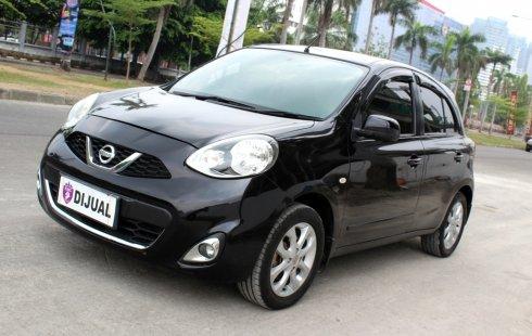 Jual mobil bekas murah Nissan March 1,5 Manual 2014 di DKI Jakarta