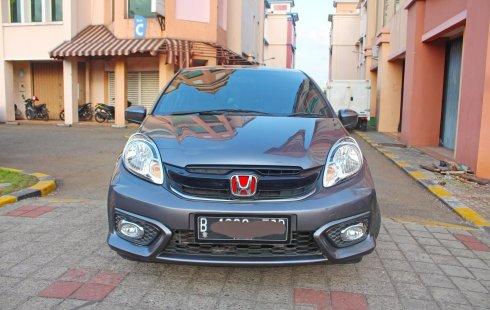 DKI Jakarta, dijual mobil Honda Brio E 2016 bekas
