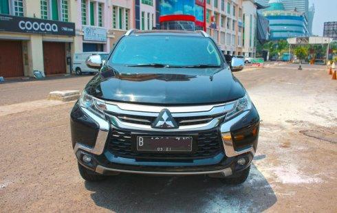 Dijual mobil bekas Mitsubishi Pajero Sport Dakar 2016, DKI Jakarta