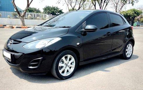 Mobil Mazda 2 V 2012 dijual, DKI Jakarta
