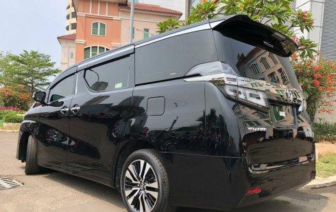 Jual mobil Toyota Vellfire 2.5 G ATPM 2018 murah di Banten