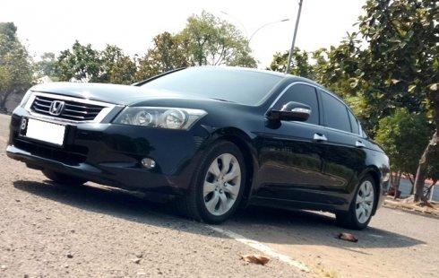 Jual mobil Honda Accord 2,4 VTi-L AT 2010 murah di DKI Jakarta