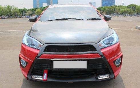 Jual mobil Toyota Yaris S Limited TRD MT 2016 murah di DKI Jakarta