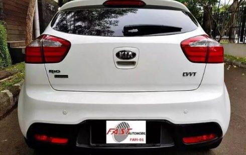 Jual mobil Kia Rio 1.4 Automatic 2014 bekas, Banten