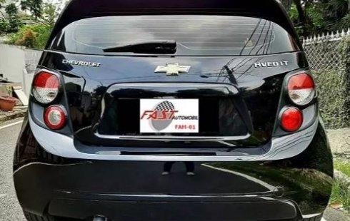 Dijual mobil Chevrolet Aveo LT 1.4 Automatic 2014 murah di Banten