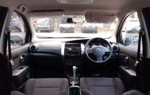 Jual mobil Nissan New Grand Livina 1.5 XV AT 2012 terawat di Banten