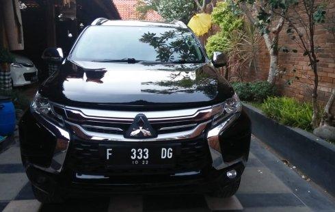 Jual mobil Mitsubishi Pajero Sport Dakar 2017 terawat di Jawa Tengah