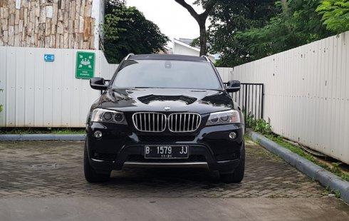 Jual mobil bekas BMW X3 xDrive35i 2011 di DKI Jakarta