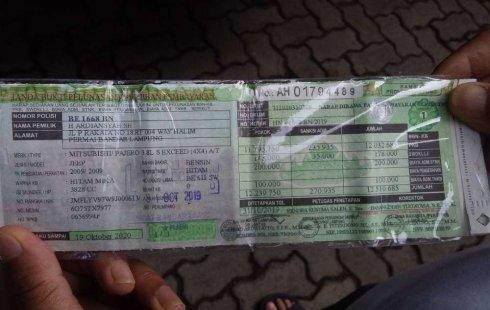 Lampung, jual mobil Mitsubishi Pajero 2019 dengan harga terjangkau