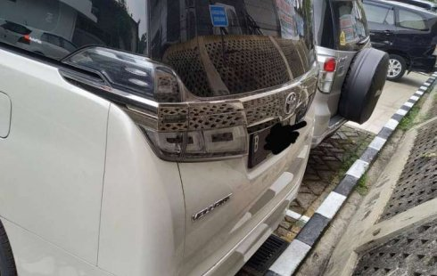 Jual cepat Toyota Vellfire G 2019 di DKI Jakarta