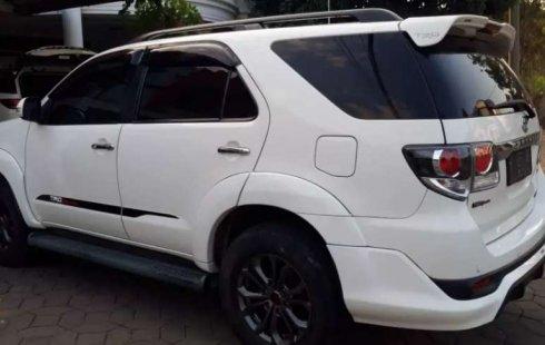 Mobil Toyota Fortuner 2014 TRD terbaik di DIY Yogyakarta