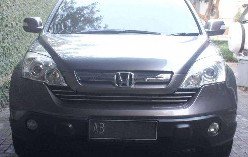 Mobil Honda CR-V 2008 2.0 dijual, DIY Yogyakarta