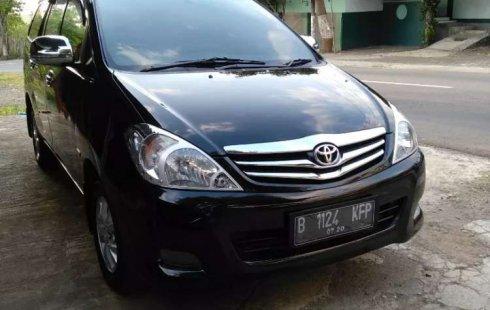 Mobil Toyota Kijang Innova 2010 G dijual, Jawa Tengah