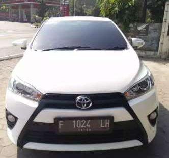 Mobil Toyota Yaris 2014 G terbaik di Jawa Tengah