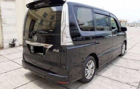 DKI Jakarta, Nissan Serena Highway Star Autech 2015 kondisi terawat