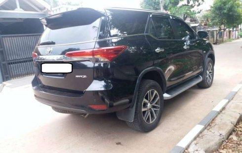Jual mobil bekas murah Toyota Fortuner SRZ 2016 di DKI Jakarta