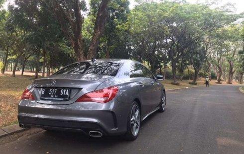Mobil Mercedes-Benz CLA 2014 200 dijual, DKI Jakarta