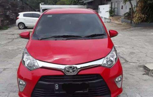 Jual mobil Toyota Calya G 2017 bekas, Banten