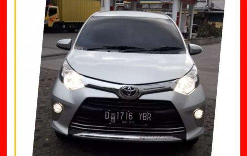 Jual mobil bekas murah Toyota Calya G 2018 di Jawa Barat