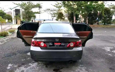 Mobil Honda City 2007 i-DSI terbaik di Sumatra Selatan