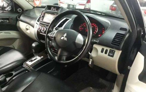 Jual Mitsubishi Pajero Sport Dakar 2014 harga murah di Jawa Timur