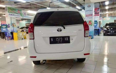 Jawa Timur, jual mobil Toyota Avanza E 2014 dengan harga terjangkau