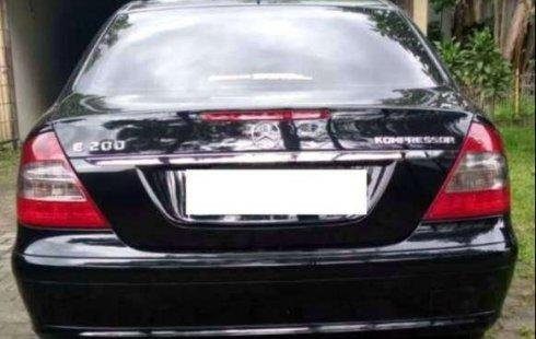 Dijual mobil bekas Mercedes-Benz E-Class E 200 K, Jawa Barat