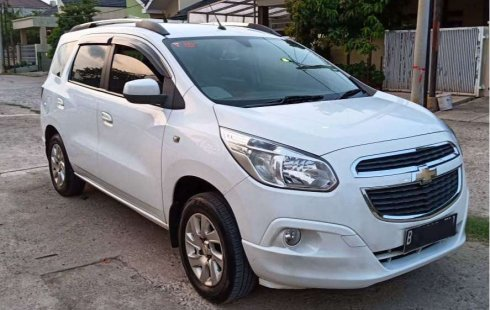 Jual mobil Chevrolet Spin LTZ 2014 bekas, DKI Jakarta
