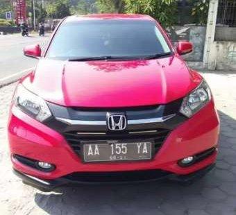 Jual cepat Honda HR-V E 2016 di DIY Yogyakarta