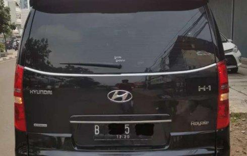 Jual mobil Hyundai H-1 Royale 2015 bekas, DKI Jakarta