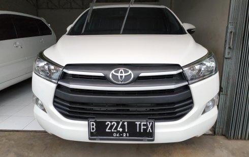 Dijual mobil bekas Toyota Kijang Innova 2.0 G 2016, Jawa Barat