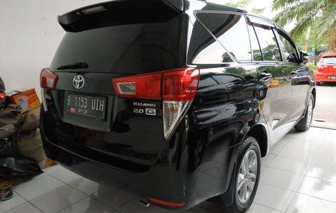 Mobil Toyota Kijang Innova 2.0 G 2016 dijual, Jawa Barat