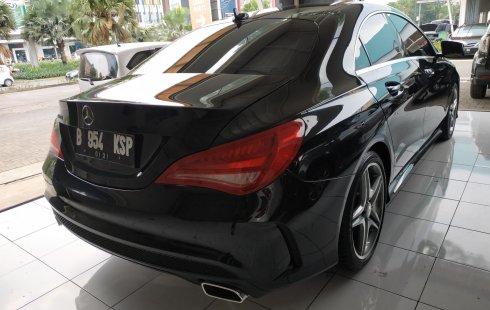Jual mobil Mercedes-Benz CLA 200 2014 terbaik di Jawa Barat