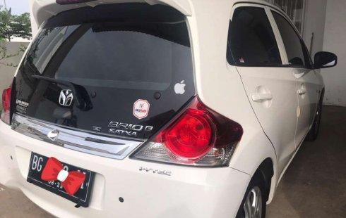 Sumatra Selatan, jual mobil Honda Brio Satya 2018 dengan harga terjangkau